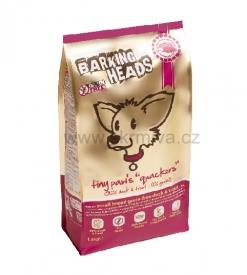Barking Heads TINY PAWS Quackers GRAIN FREE 4kg