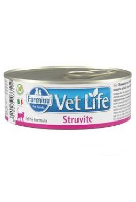 Vet Life Natural CAT konz. Struvite 85g