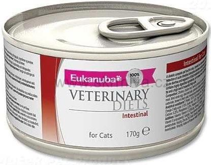 Eukanuba VD Cat konzerva Intestinal 200g