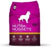 Image of Balíček pes č.08 - Nutra Nuggets Lite/Senior 15kg + konz. 12x400g +piškoty