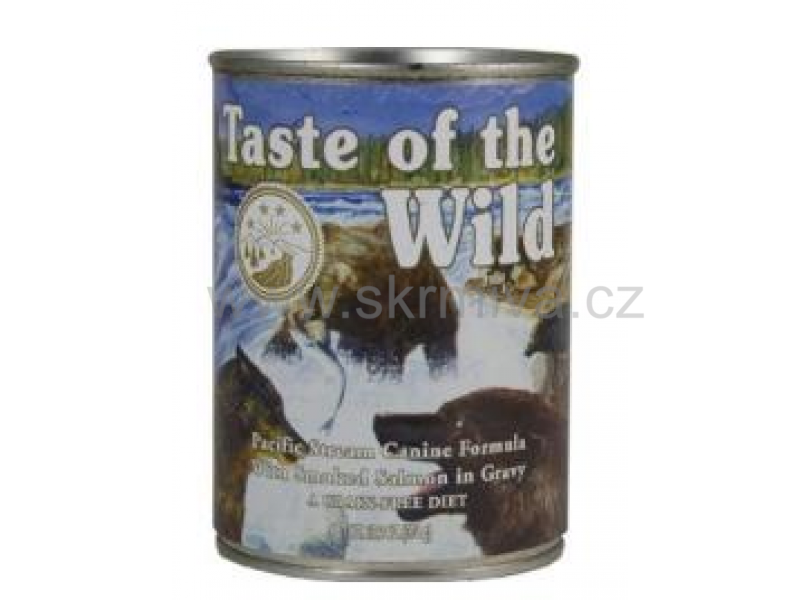 Taste of the Wild Pacific Stream konz.390g