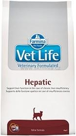 Vet Life Natural CAT Hepatic 10kg