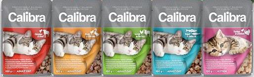 Calibra Cat kapsa Adult multipack 12ks