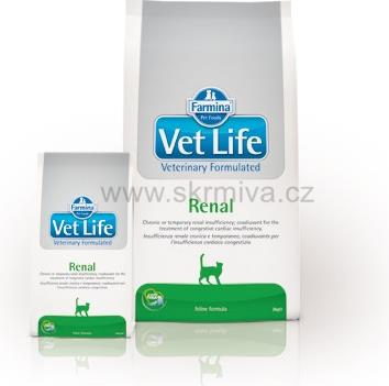 Vet Life Natural CAT Renal 2kg